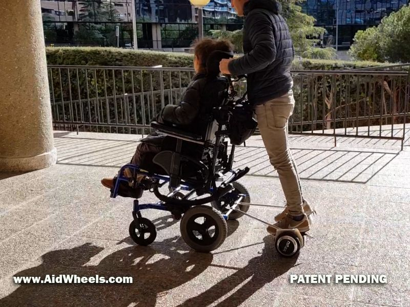 Pin en AidWheels Adapted Personal Electric Mobility