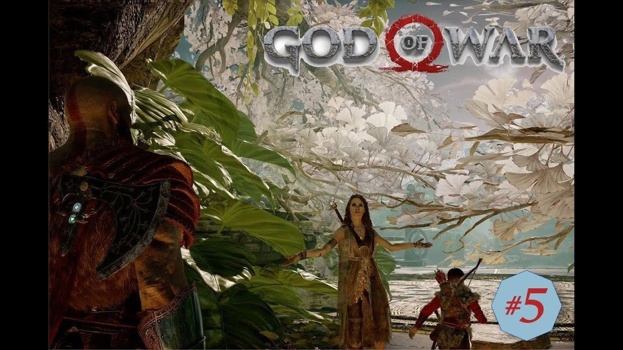 God of War (2018) Viajando pelos mundos da Bifrost 5