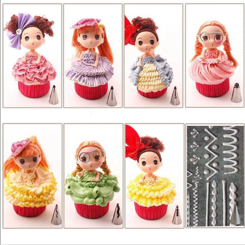 Get Yours>>63% OFF Today!Artistic Pastry Nozzles Set #stufftobuy