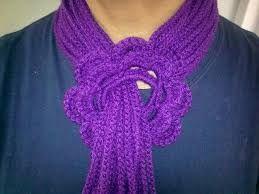 bufandas tejidas - Buscar con Google