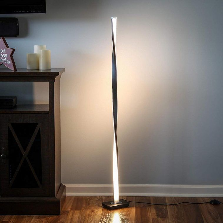 7 Modern Led Floor Lamps Suitable For Small Bedrooms Led Floor Lamp Bright Floor Lamp Modern Floor Lamps