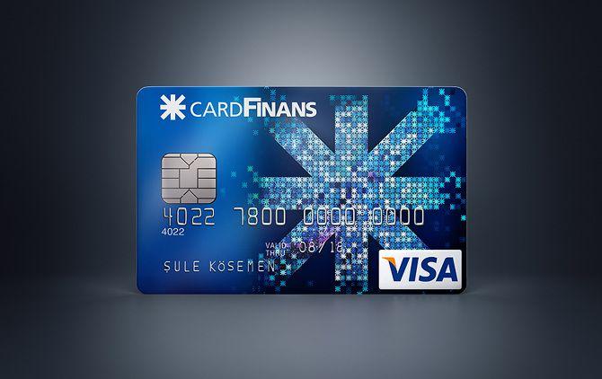 cardfinans credit card design - denizyukselci | Credit Card ...