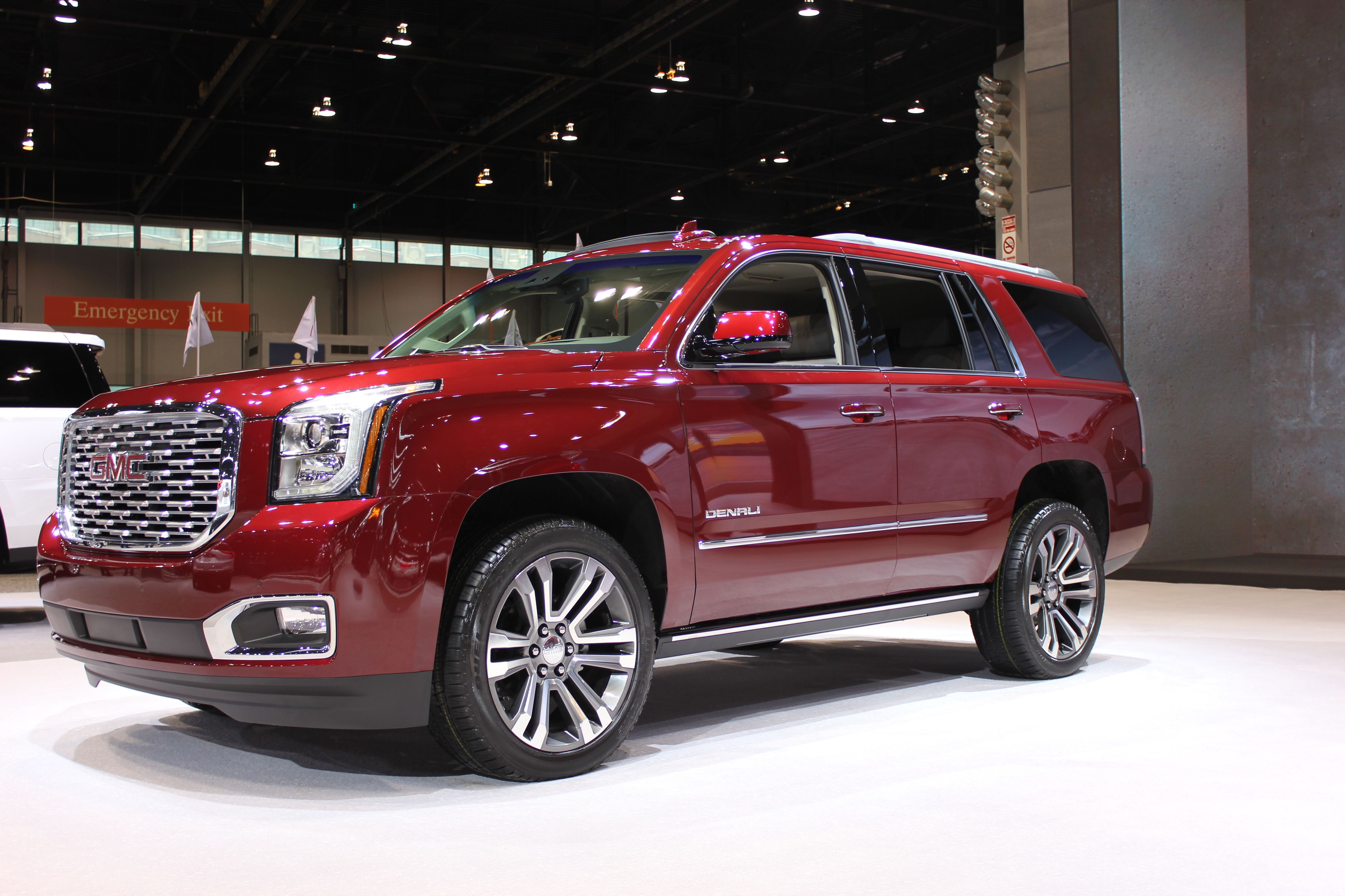 Check Out This Photo From The Chicago Auto Show There Are Lots Of Great Buick And Gmc Models On Display Cas18