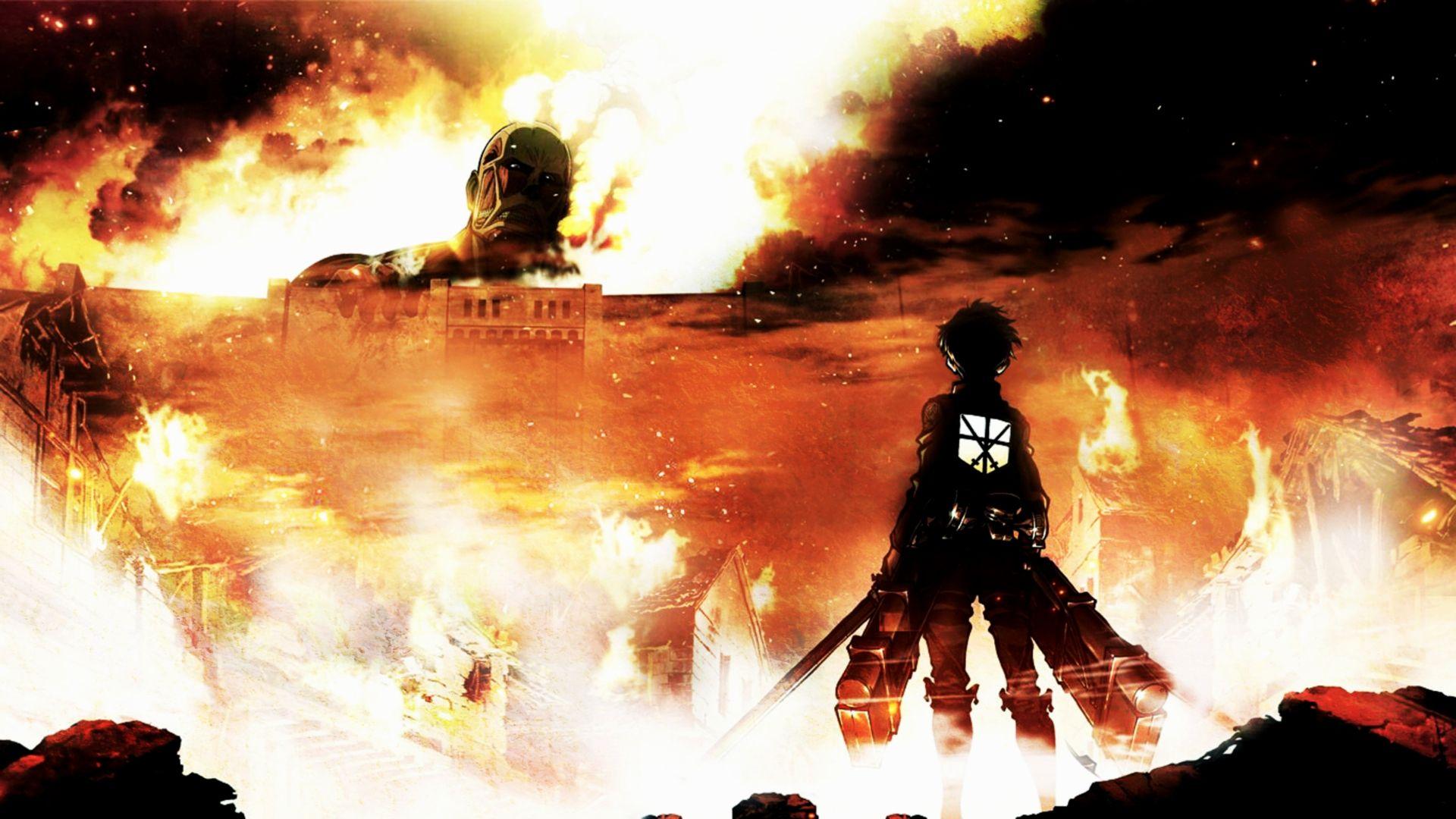 Shingeki No Kyojin Wallpaper 進撃の巨人 壁紙 サンホラ 進撃の巨人