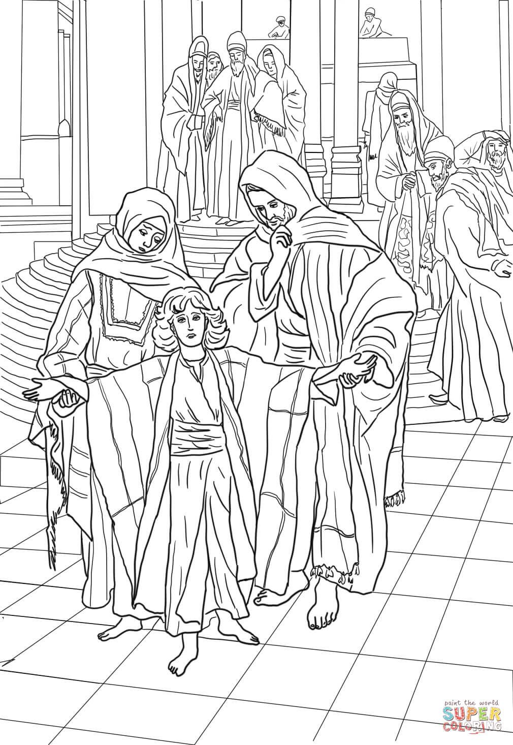 12-year-old-jesus-found-in-the-temple-by-james-tissot-coloring-page ...