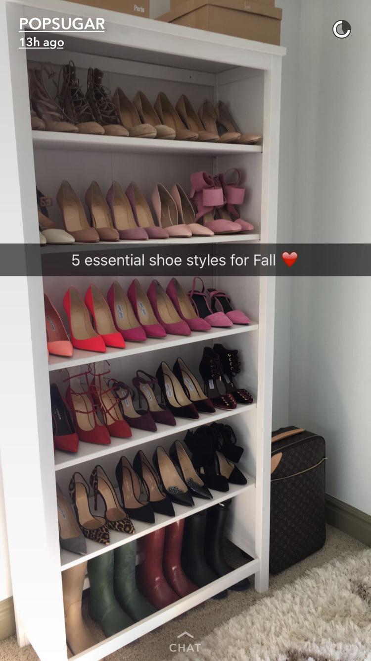 Ideas How To Create DIY Shoe Closet
