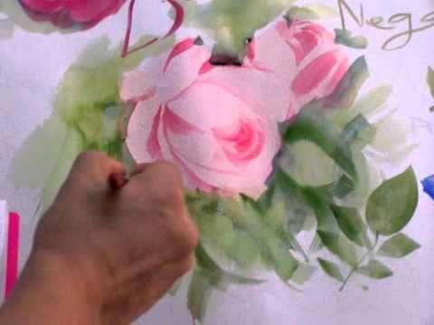 Rose 2 ดอกก หลาบ ศ ลปะดอกไม ก หลาบ