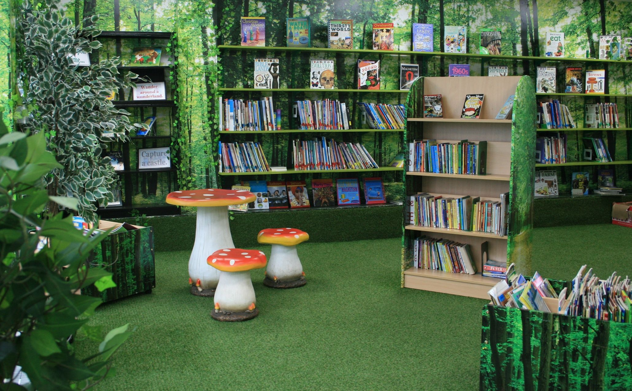 Best Libraries In Los Angeles For Kids