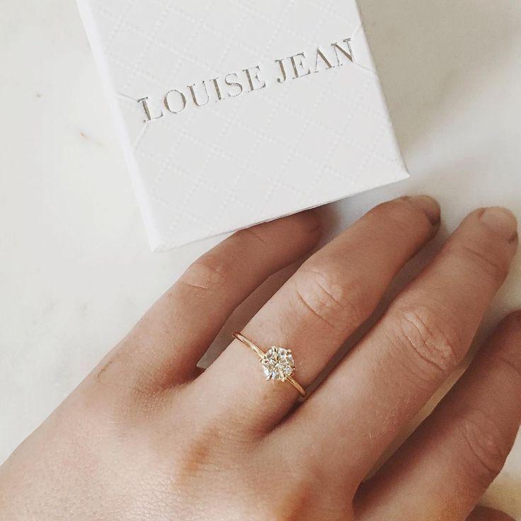 Louise Jean Fine // Anillos de compromiso hechos a medida en breve – # – anillo de compromiso – electrónica híbrida