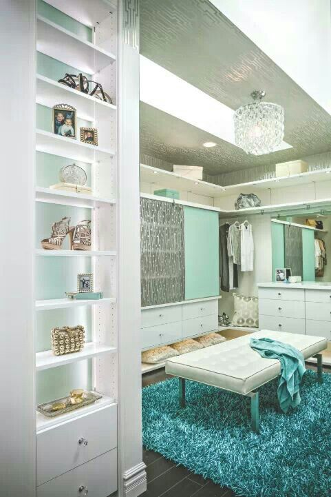 Walk In Closets - Designs & Ideas by | Beautiful closets, Dressing ...