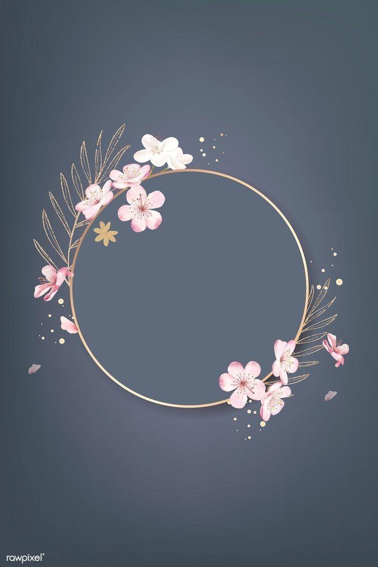 Pin De Asudezeynepguzar Em Bunga Sakura Em 2020 Logotipo Floral Logotipo De Salao Logomarcas Criativas