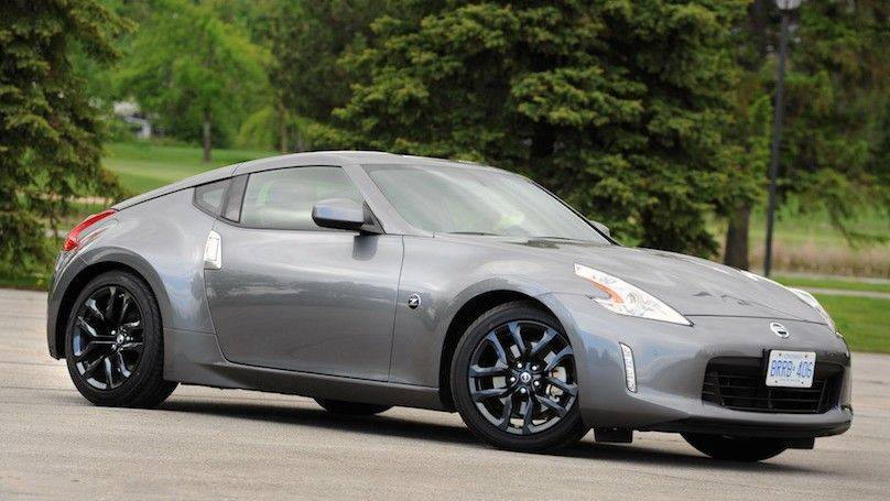 Nissan 370Z Coupe 2016 main Interesting cars Pinterest
