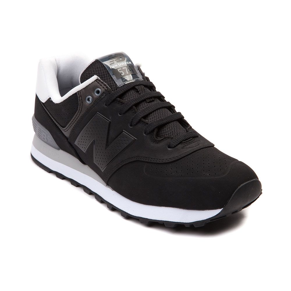 new balance 574 suede mens boots