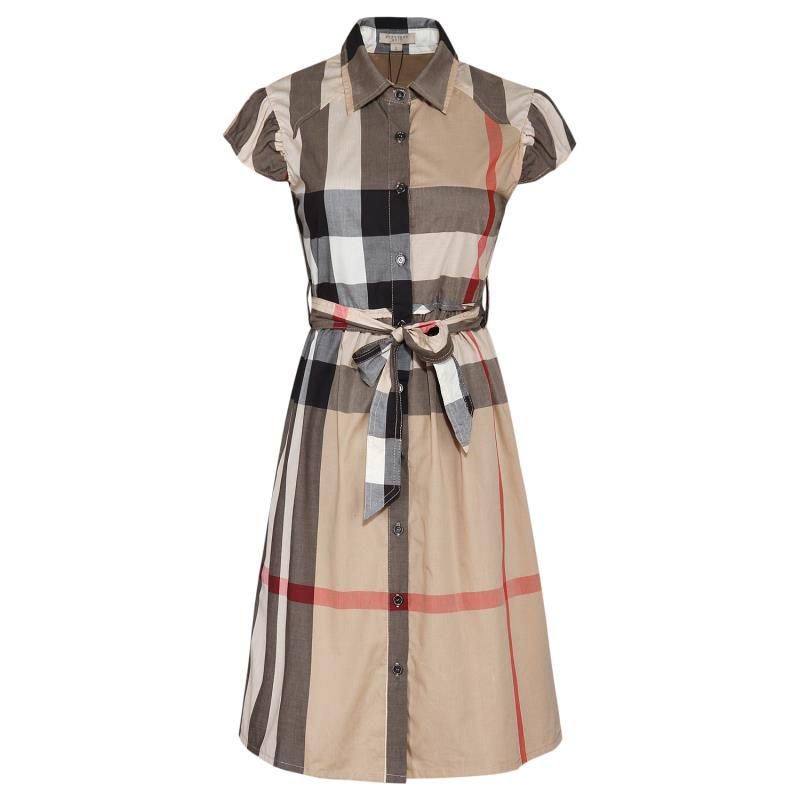 Burberry Dresses New Fashion Women S Casual Dress Elegant Women