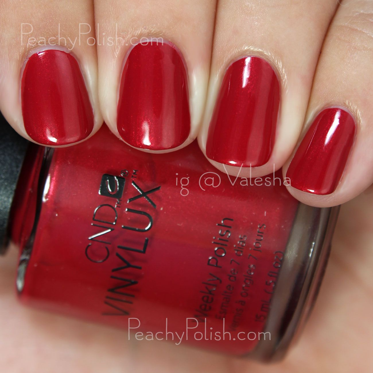 CND VINYLUX Tartan Punk | Fall 2015 Contradictions Collection ...