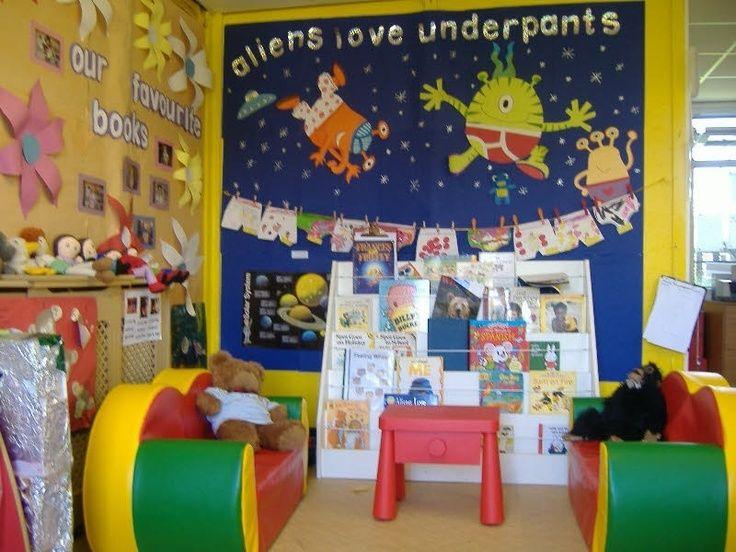 Image Result For Reading Corner Display Ks2 Sekolah