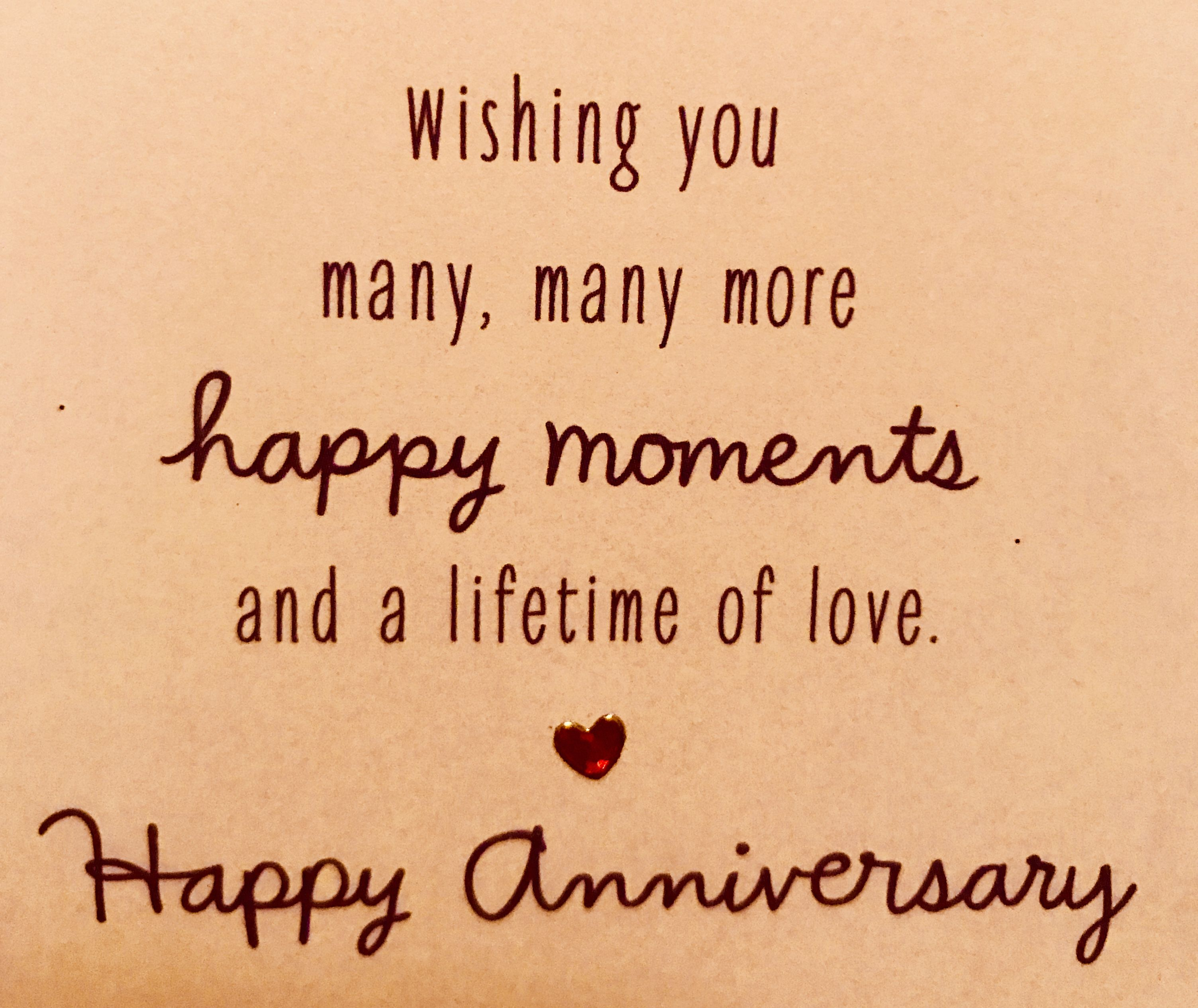 Happy Anniversary Wishing You Many Many More Happy Moments And A Lifetime Of Love Happy Anniversary Quotes Happy Anniversary Funny Funny Anniversary Wishes