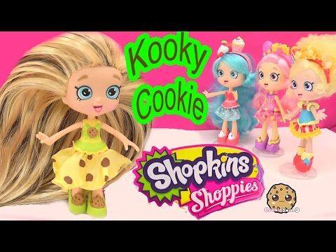 Diy custom kooky cookie shoppies shopkins doll how to craft do it diy custom kooky cookie shoppies shopkins doll how to craft do it yourself video cookieswirlc solutioingenieria Images