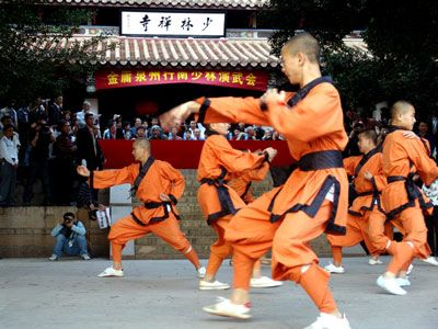 Shaolin Kung Fu 少林功夫
