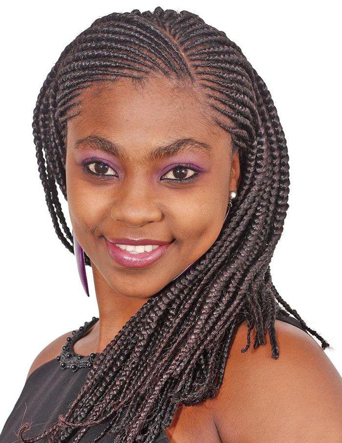 Phenomenal 1000 Images About Black Hair On Pinterest Black Women Box Hairstyles For Men Maxibearus