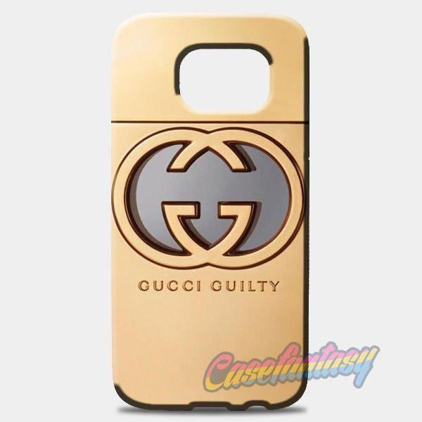 new styles b9798 0a012 Gold Gucci Samsung Galaxy S8 Plus Case   casefantasy   phone case ...