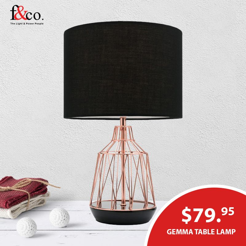 Gemma table lamp bedside lamp aud7995 bedside lamp in explore brisbane melbourne and more gemma table lamp aloadofball Image collections