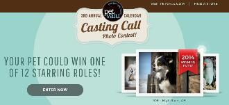 Pet Valu 3rd Annual Calender Casting Call Contest Casting Call It Cast Contests Canada