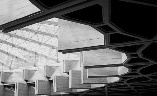 WAÏF: When architecture is just perfect  Instituto del Patrimonio Cultural de España  Fernando Higueras (1930-2008) and Antonio Miró (1931-2011)  Madrid, 1960-1990