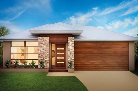 Image Result For Modern Facades Single Story My House Facade