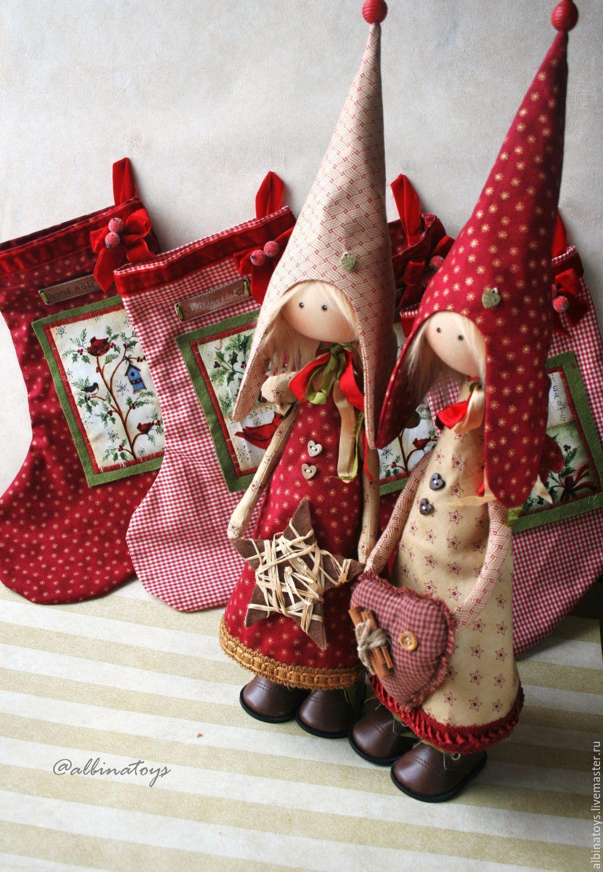 Купить Ангелы. Рождественский ангелок по мотивам. - кукла ручной работы, ангел, коллекционная кукла