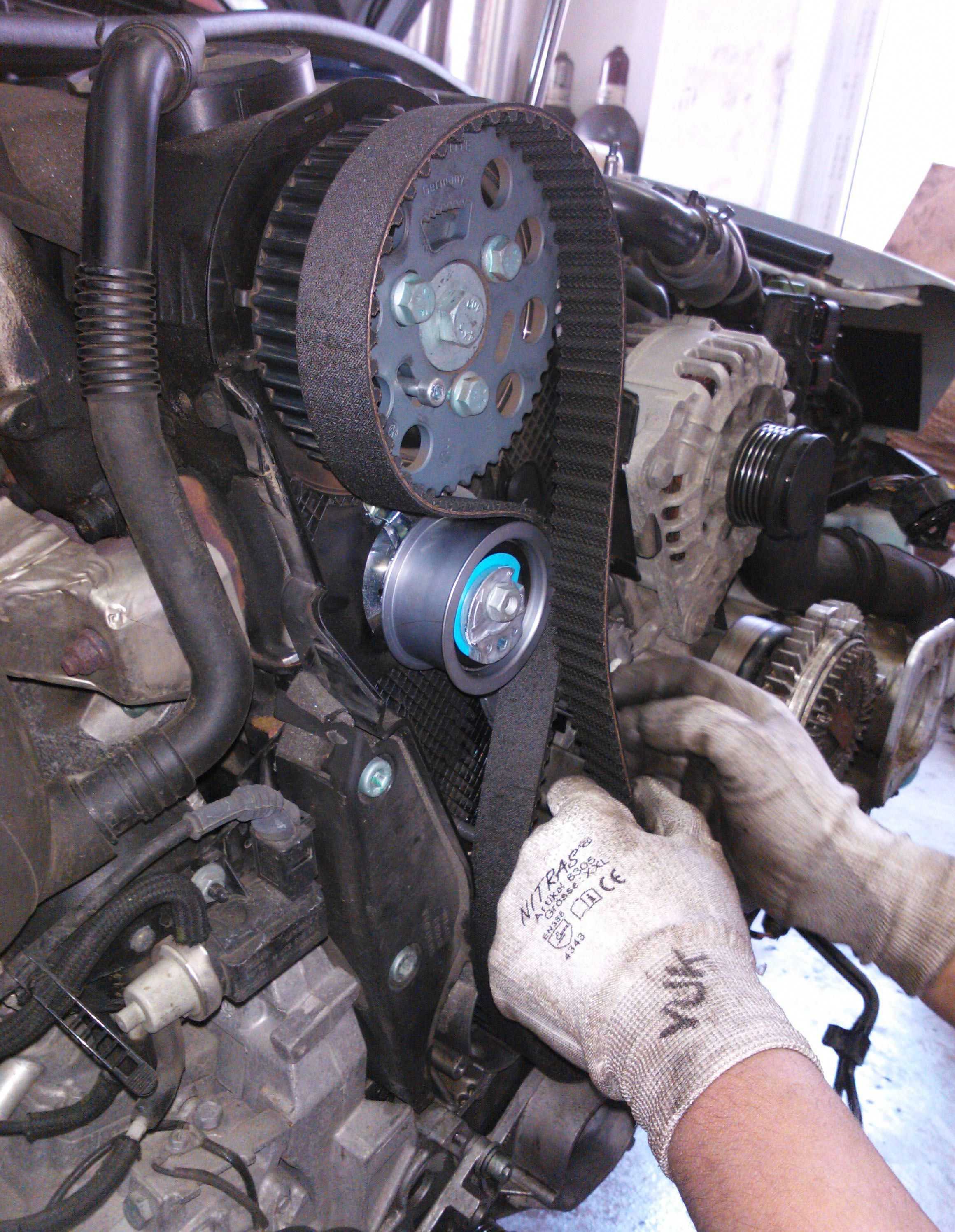 How Much To Replace Timing Belt >> Replacing The Timing Belt Or Chain Is A Regular Form Of
