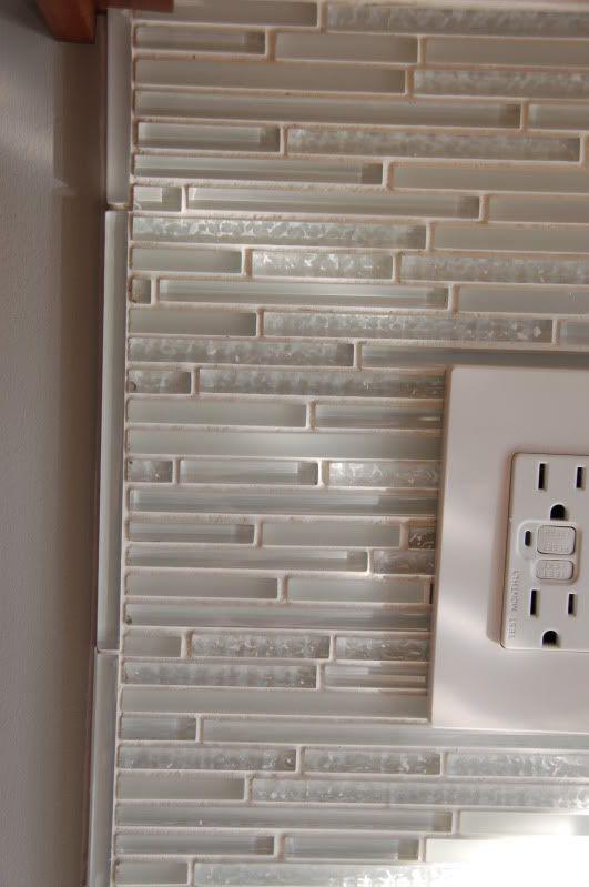 tile backsplash glass tile backsplash
