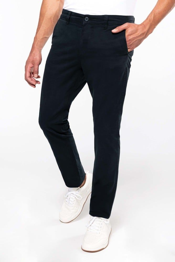 Lot de 20 chino homme noir – Kariban K740 – taille: 28 UK (38)   – Products