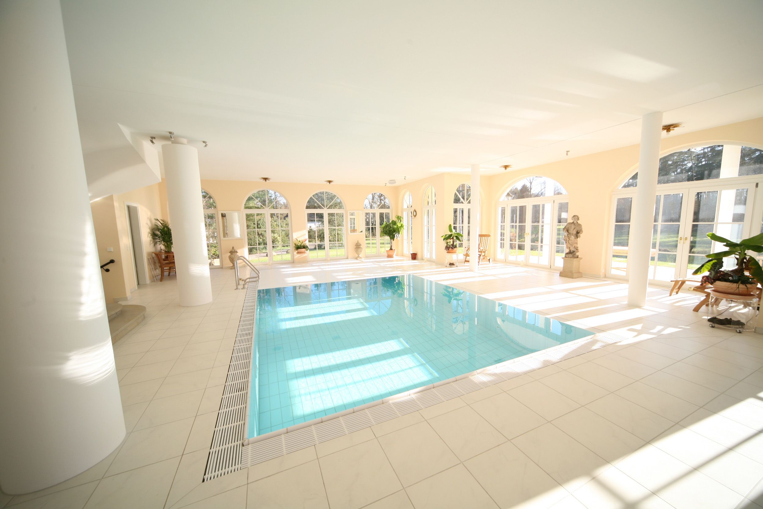 Poolbau Thüringen schwimmbad pool sopra homes pool steam