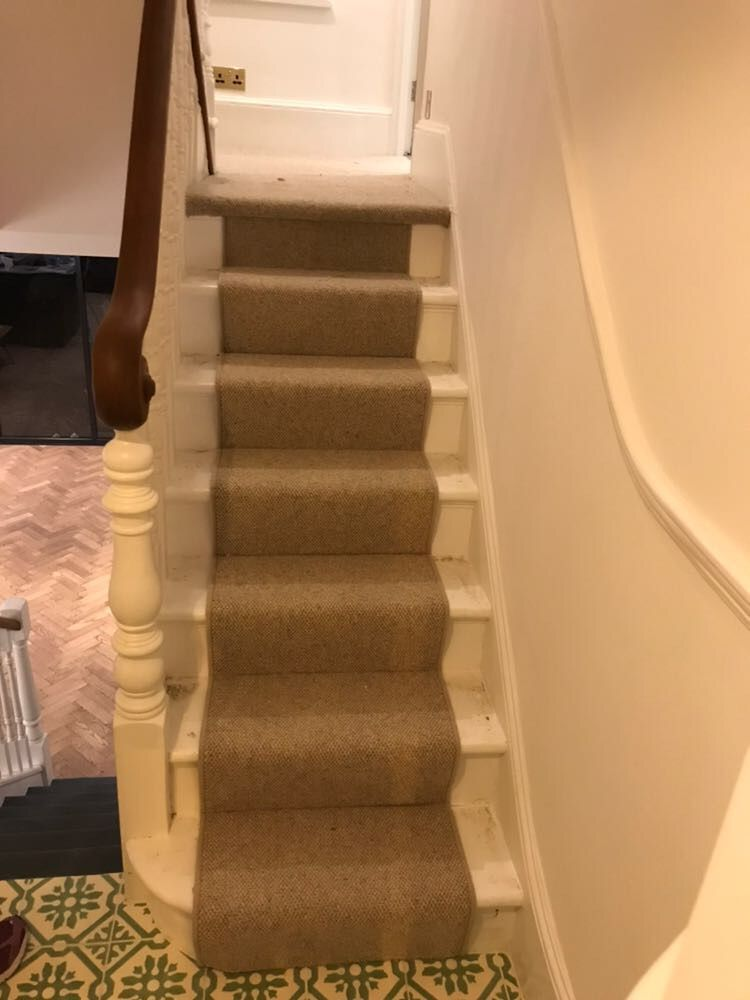 Loop Pile Carpet Installation In Battersea Carpet