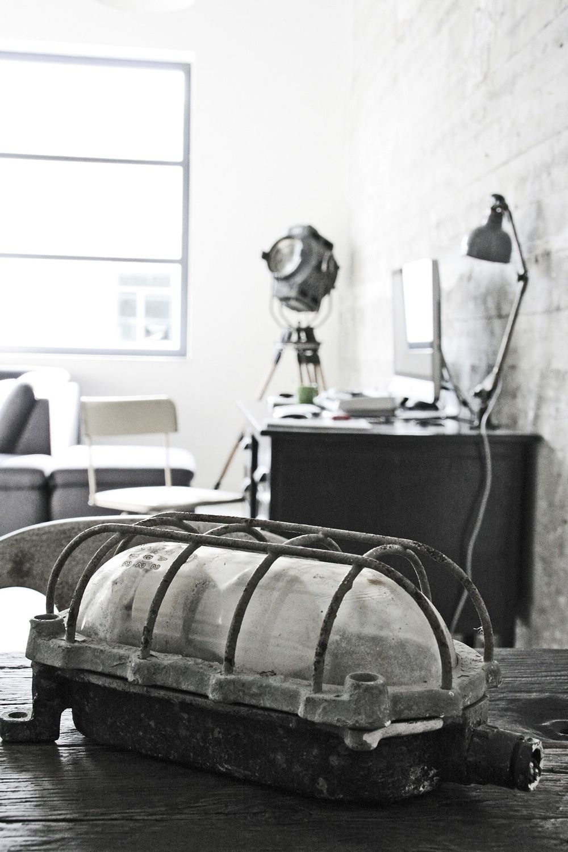 Styles industrial loft apartment by stylist renee arns