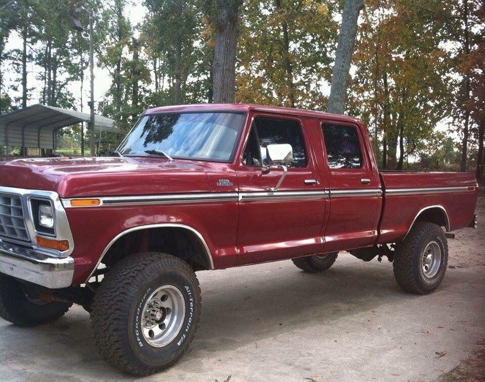 ford crew cab 67 79 ford crewcabs pinterest ford ford trucks and 4x4. Black Bedroom Furniture Sets. Home Design Ideas