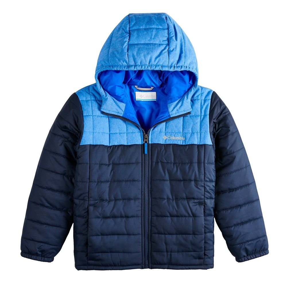 26e0dcae4 Boys 8-20 Columbia Puzzle Lake Puffer Jacket in 2019