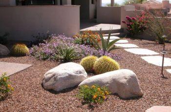 Beautiful 10 Zeroscape Front Yard Ideas for Inspiration #modernfrontyard