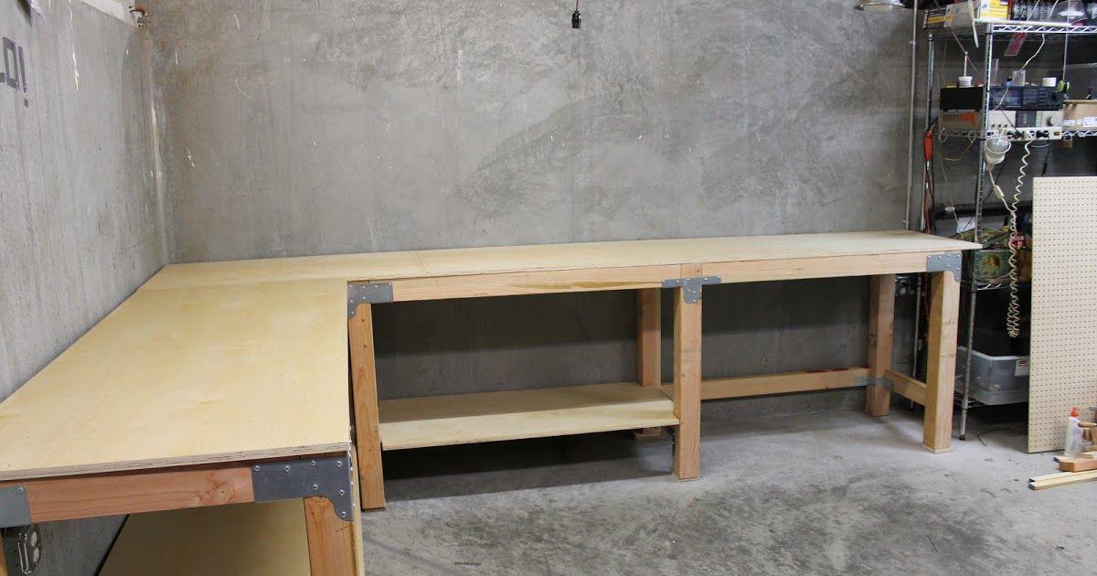 garage work tables
