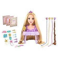 Disney Tangled Rapunzel Exclusive Ultra Long Hair Styling Head By Mattel 99 95 Our Disney Tangled Styling Disney Tangled Playing With Hair Tangled Rapunzel