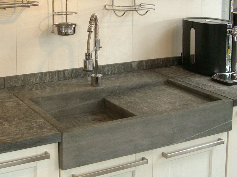 Risultati immagini per lavandino ferro battuto cucina   house stuff ...
