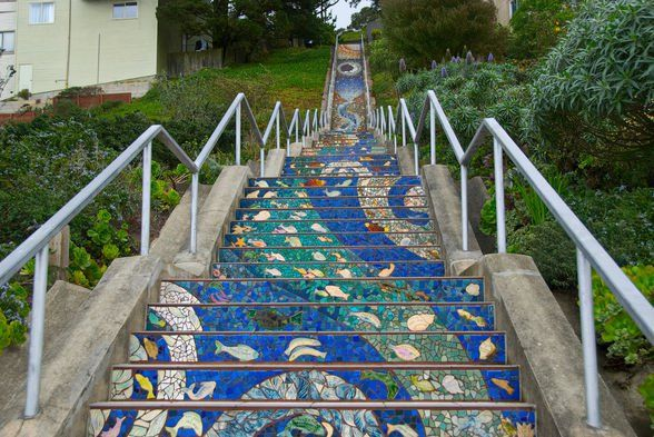 Best Unexpected Places To Take Photos In San Francisco Most 400 x 300