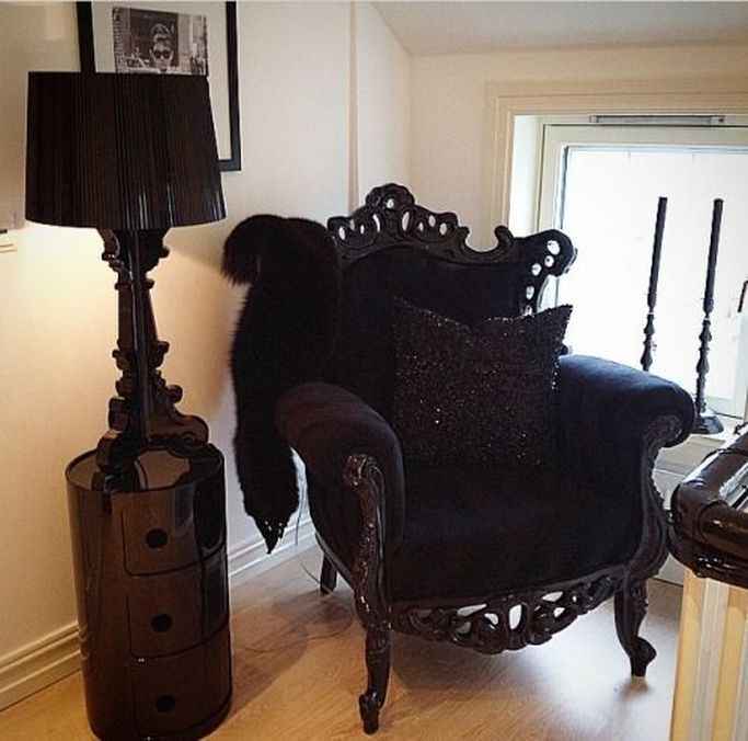 Photo of 17 Gorgeous Gothic Furniture Set For Your Living Room