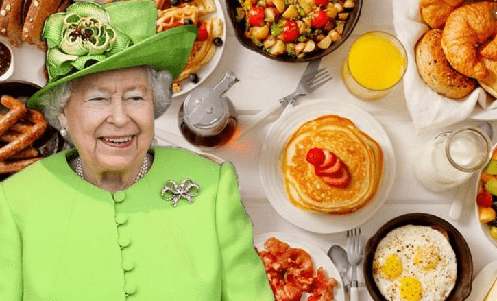 What Her Majesty Eats For Breakfast Every Morning The World News Daily Royal Recipe Eat British Breakfast