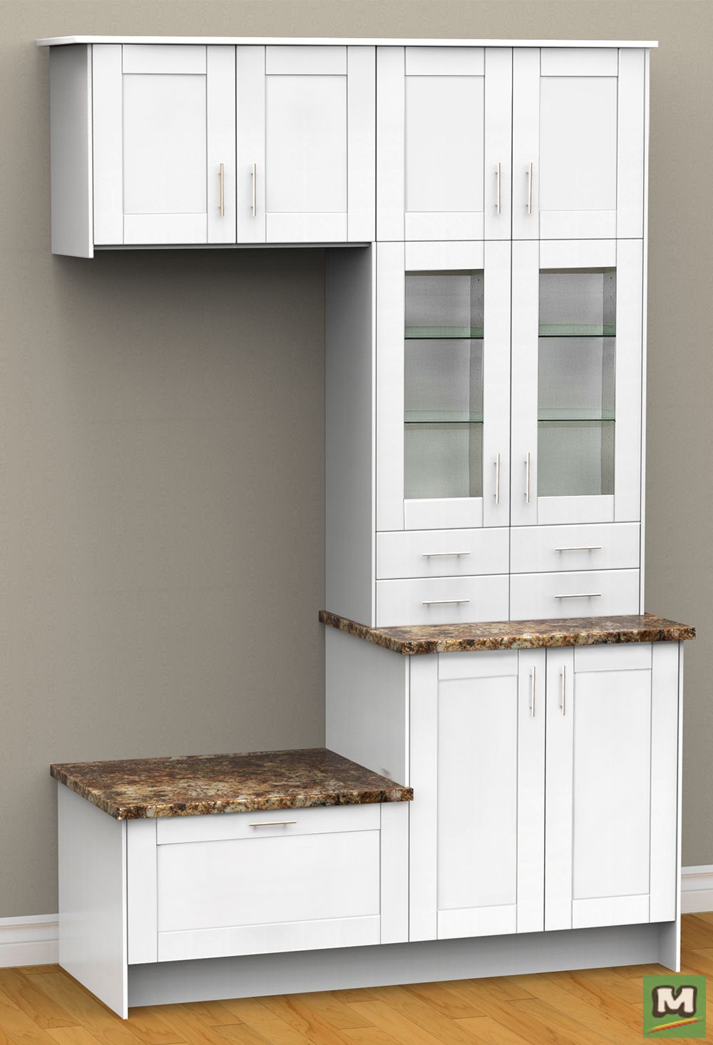Best Give Your Entryway A Makeover With Klearvue Cabinetry 400 x 300