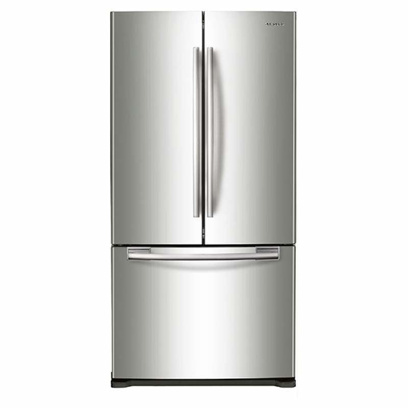 Samsung Rf18hfenb 32 Inch Wide 175 Cu Ft French Door Refrigerator