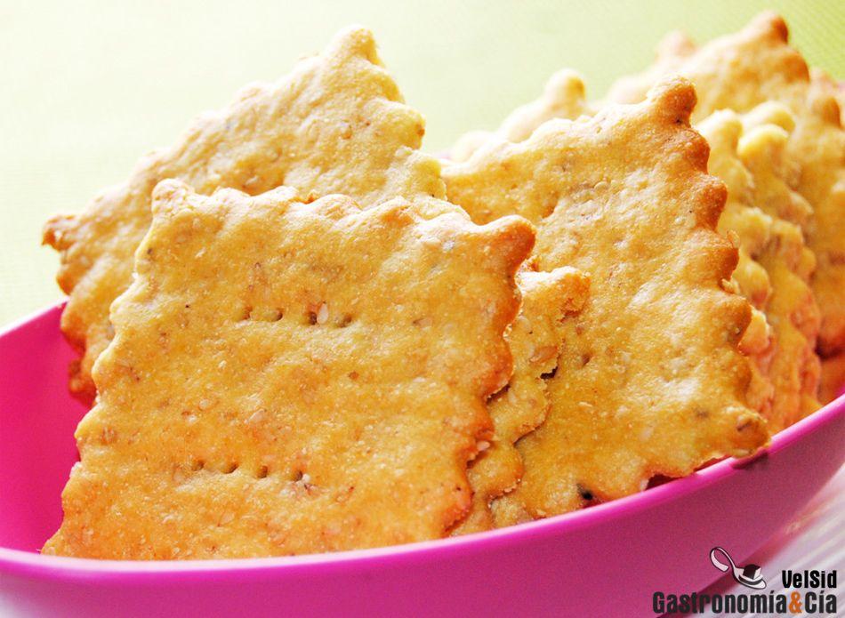 Algunos consejos para cortar la masa de galletas. gastronomiaycia