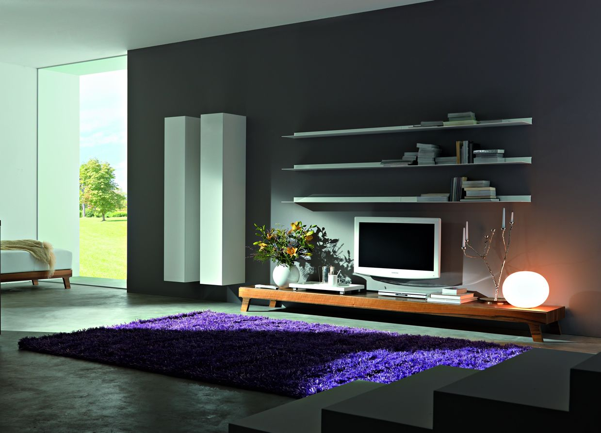 modern tv wall unit bing images - Modern Tv Wall Design