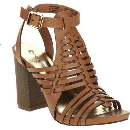 4c6b2760766 Women's Woven Heel Casual Dress Shoe in 2019 | Products | Shoes ...